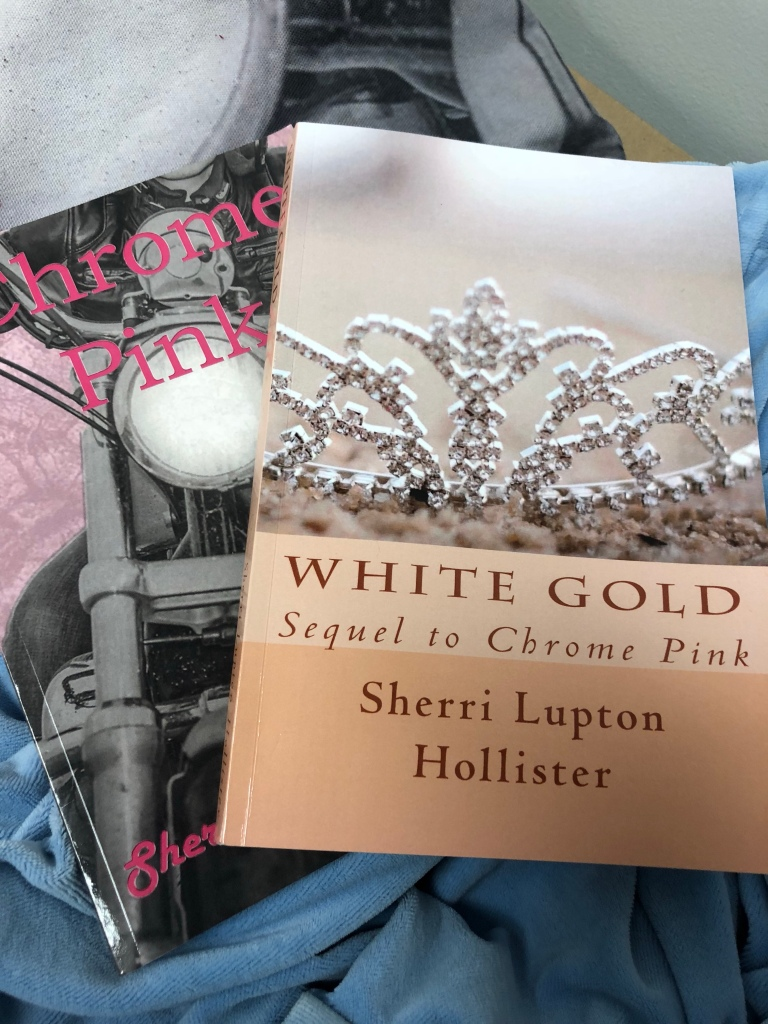 "Sherri Lupton Hollister author of ""Chrome Pink"" and the Leeward Files series. Edge of your seat romantic suspense that will take you on a wild ride through the backroads and byways of North Carolina's inner banks."
