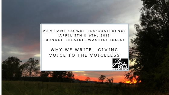 Why We Write...Giving Voice to the Voiceless!