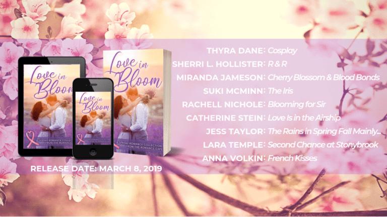 Love in bloom stories Thyra Dane Suki McMinn
